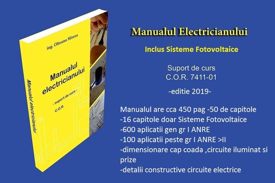 Manualaul Electricianului