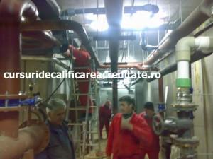 Curs instalator Bucuresti